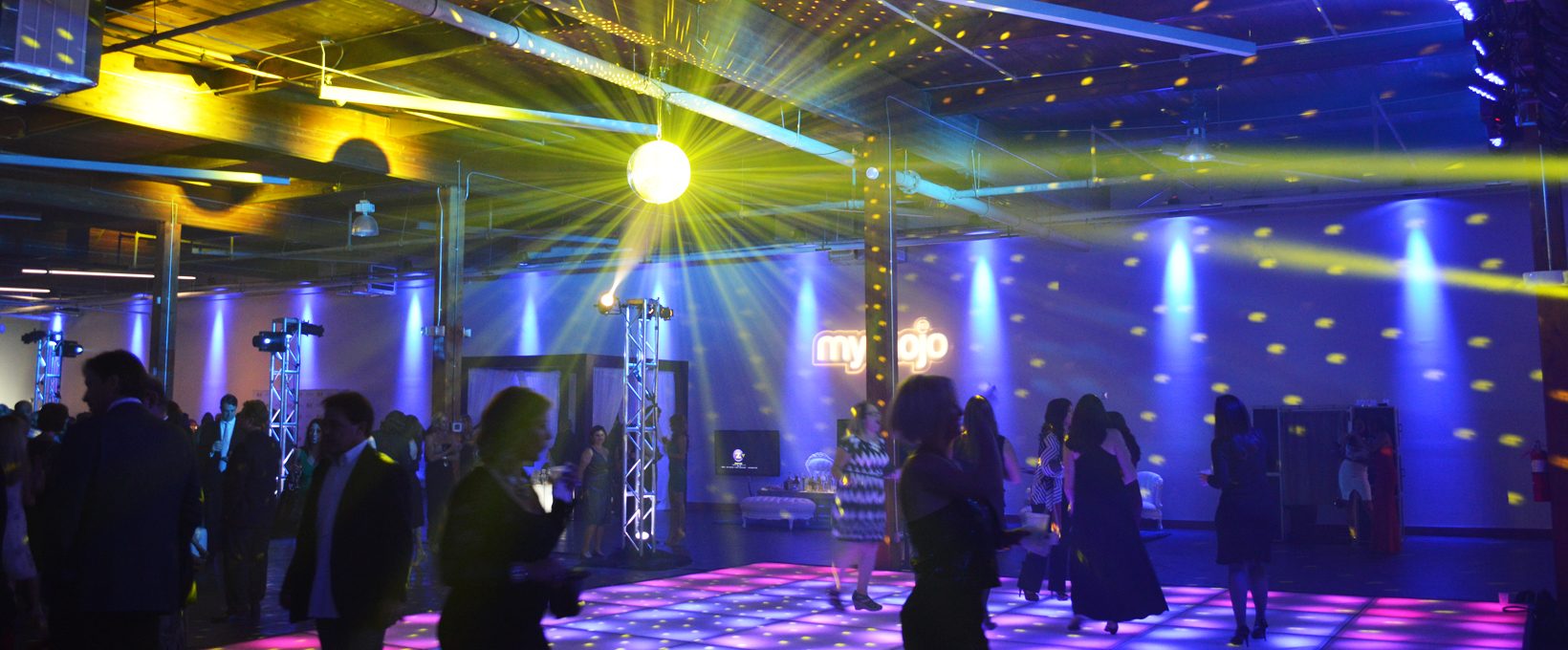 Image of LED Dance Floor