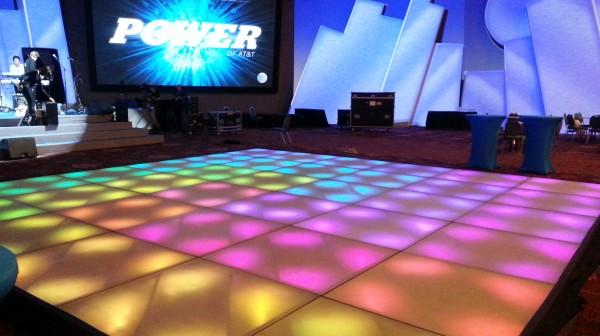 Image of LED Dance Floor