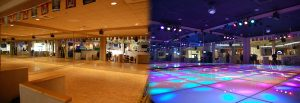 Image of Dance Floor Installation