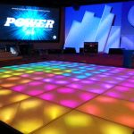 The Brightest LED Dance Floors