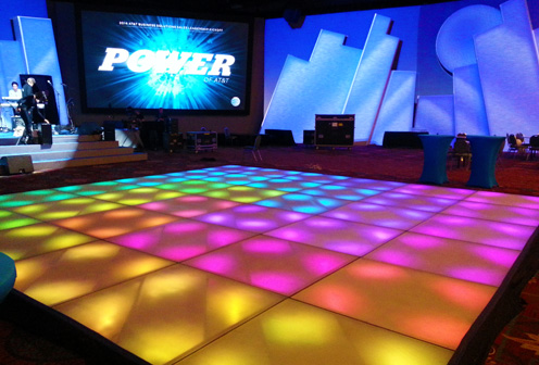 Led Dancefloor In Depth Events