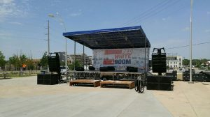 MAP-24 Mobile Stage