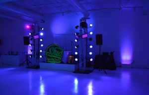 Blacklights Will Make Your Event GLOW!