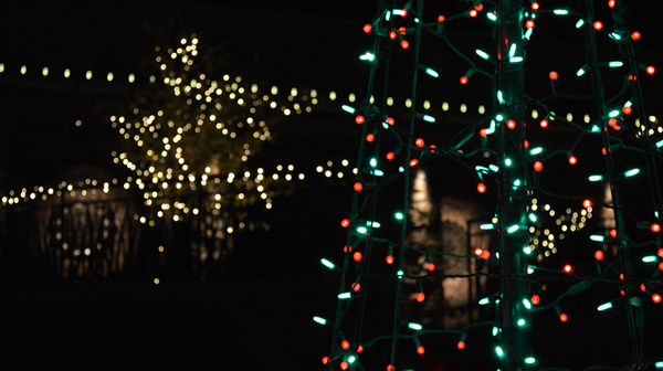 Christmas Light Rental and Installations For All Seasons! - In Depth Events - Christmas Light Rental And Installation
