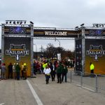 Image of an Event Gateway event outdoor signage