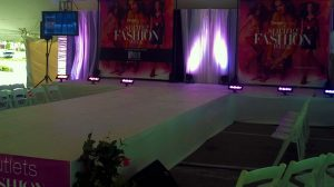 Image of Fashion Runway Stage