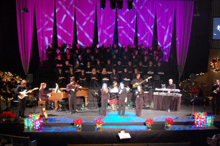 Image of Holiday Concert Production Rental