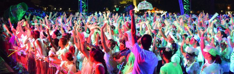 Glow Party Image