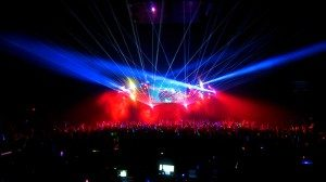 Image of The Red Giant Glow Party