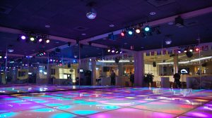 Image of Club Lighting Installation with an LED Dance Floor
