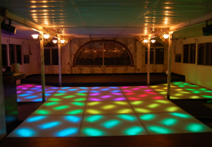 Image of Commercial LED Dance Floor Installation
