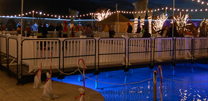 In Depth Events Swimming Pool Cover Rentals
