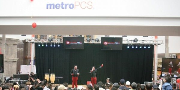 MundoFox Event at La Gran Plaza Mall