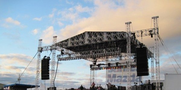 Image of Sound System Rental for Live Event