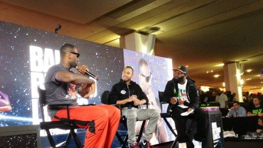 Nike and Game Seven Marketing Event