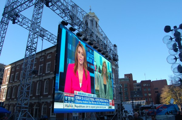 Image of Outdoor LED Video Screens