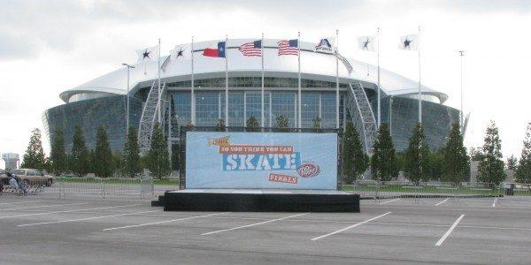 Live Event Marketing at Cowboys Stadium