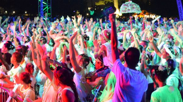 college-glow-party image