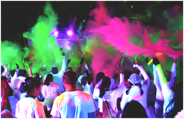 5K Black Light Run After-Party