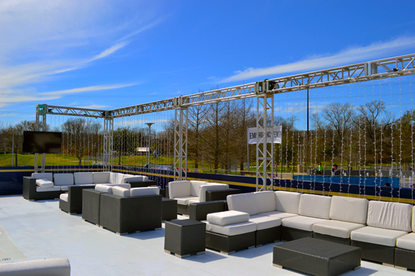 GMR Miller Lite Lounge, SXSW 2014