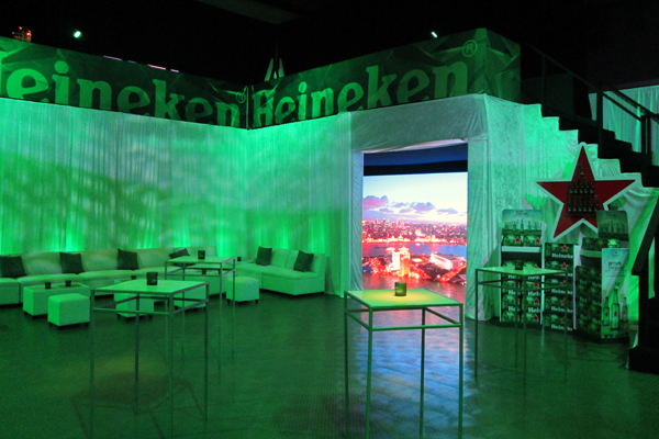 Image of Heineken Viewing Platform